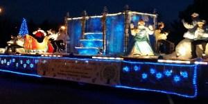 RMS hopes to see you at the Santa Claus Parade!