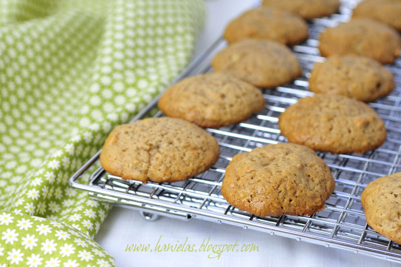 Banana Drop Cookies