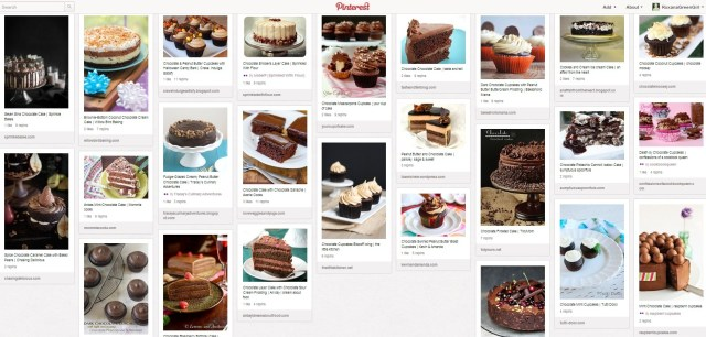 chocolate cakes and cupcakes ~ 100 chocolate recipes | Roxanashomebaking.com