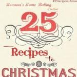 25 recipes to Christmas #25recipestoXmas