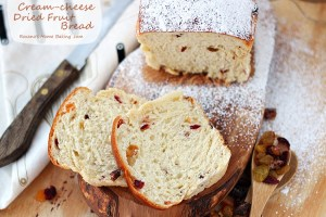 Cream cheese dried fruit bread recipe roxanashomebaking 4