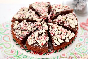 Peppermint Chocolate Cake Recipe Roxanashomebaking 6
