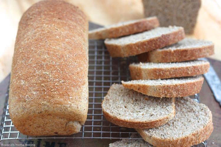 Dill caraway rye bread recipe