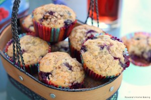 blueberry muffins recipe 3