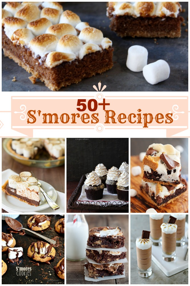 50+ S'mores recipes 1