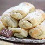Foolproof chocolate rolls