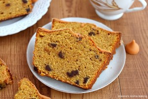 chocolate chips pumpkin quick bread recipe 2