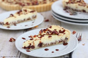 chocolate pecan cheesecake recipe