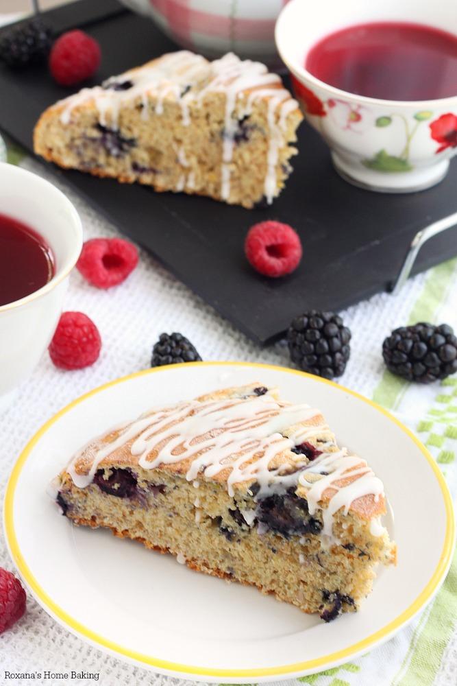 blueberry scone recipe 3