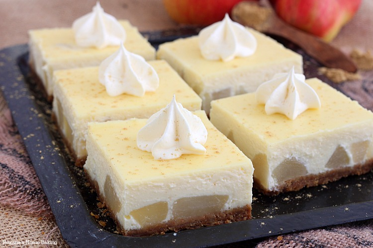 Pear cheesecake with gingersnap crust recipe
