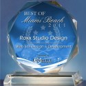 Roxx Studio Design Receives 2011 Best of Miami Beach Award