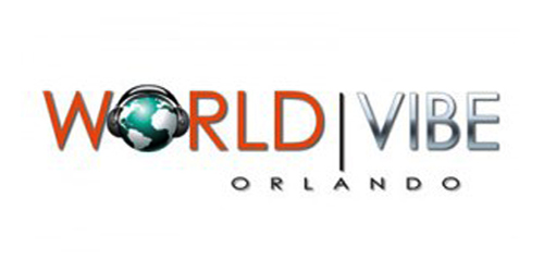 WORLD I VIBE ORLANDO LOGO