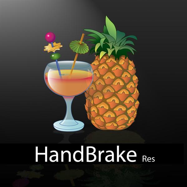 Handbrake logo-p