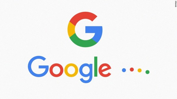 Here is Google's New Logo