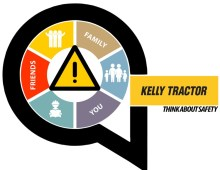 Kelly Tractor – Think About Safety
