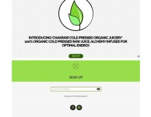Chakraw Cold Pressed Juicery Project