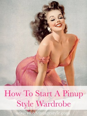 pin up style beginners guide
