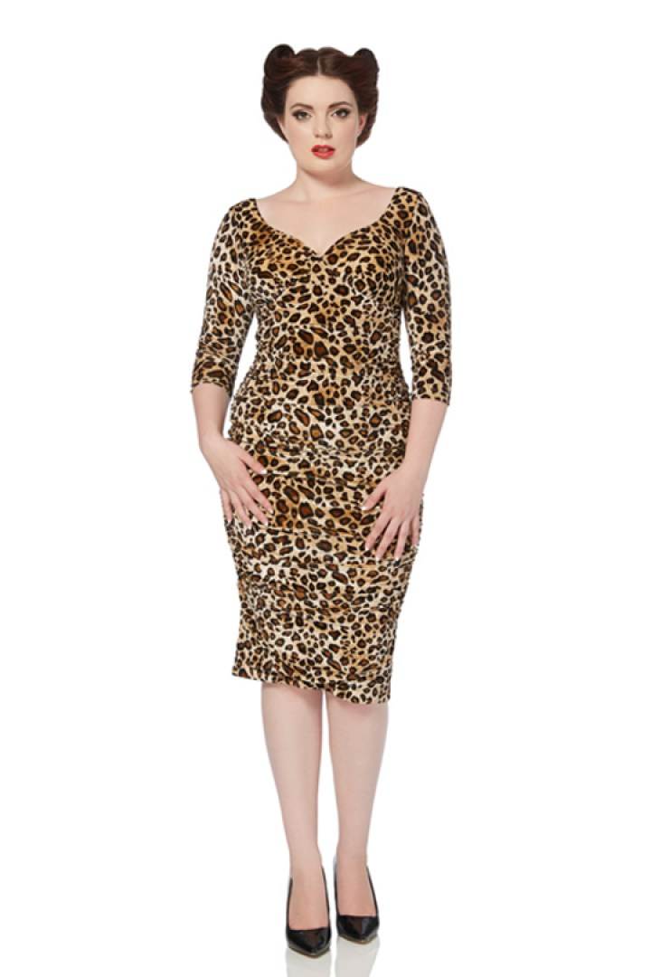 Voodoo Vixen Cherise dress