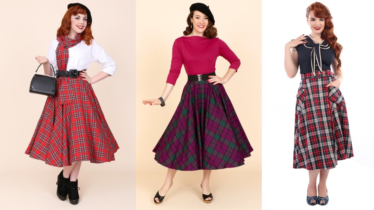 Pin Up Clothing for Less