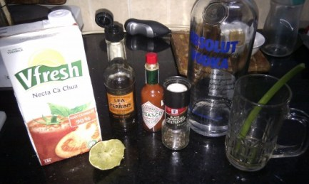 the ingrediants…