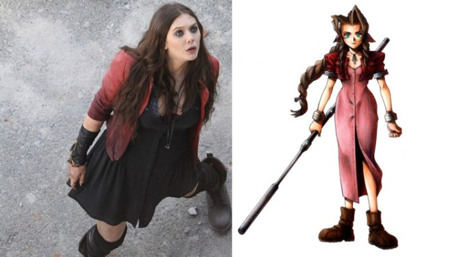 Scarlett Witch Aerith
