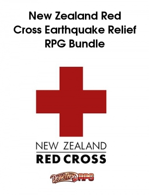 New Zealand Red Cross Earthquake Relief - RPG Bundle [BUNDLE]