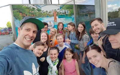 20.05.2017 | Jugendausflug in die Therme Erding