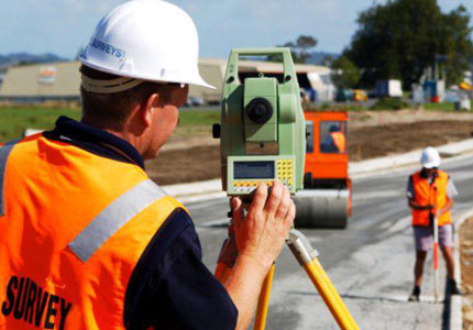 Total Station Survey, RRP Survey Consults.