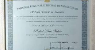 diploma guaraciama