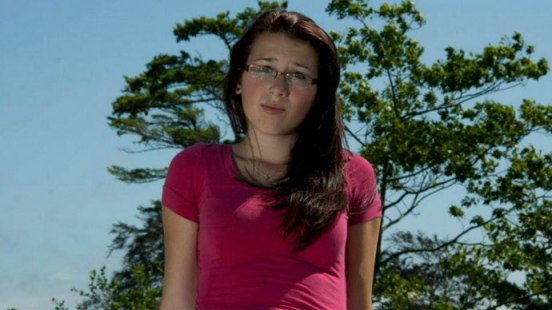 Rehtaeh Parsons.(Photo from facebook.com/RipRehtaehParsons)
