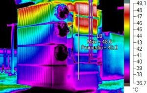 enfriamiento en transformadores
