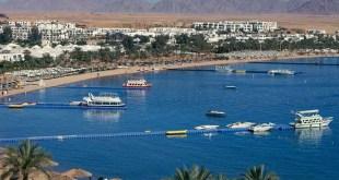 В Египте затонула яхта с российскими туристами