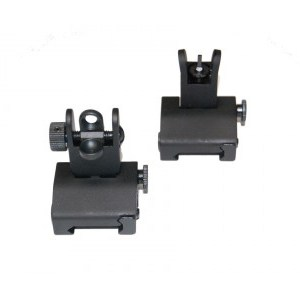 Flip up sights- $39.00