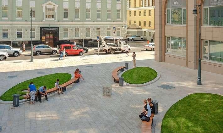 12. Более 20 обновлённых улиц в Москве открыли для пешеходов и автомобилистов по программе «Моя улица» политика, сделай сам, факты