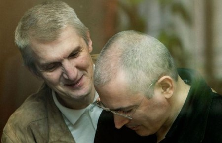 Ходорковский и Лебедев | Фото: svobodanews.ru