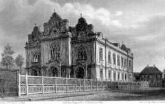 Синагога в Риге, 1906 г.