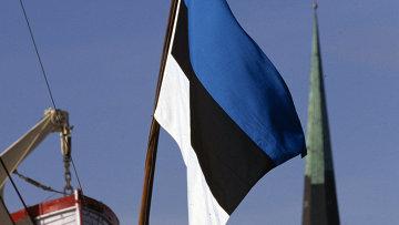 Государственный флаг Эстонии