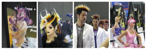 Baltic Beauty 2011: Полет фантазии и новинки парикмахерского искусства