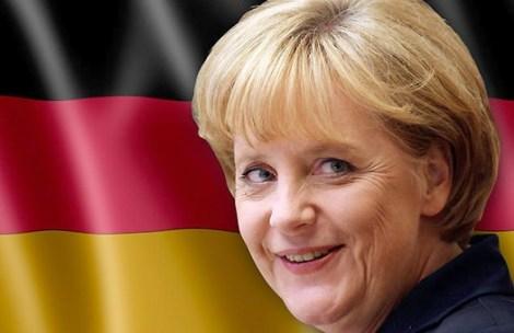 Канцлер Германии Ангела Меркель хорошо справляется со своей работой