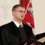 Судья Клайпедского участкового суда Дарюс Курпавичюс | Фото: delfi.lt