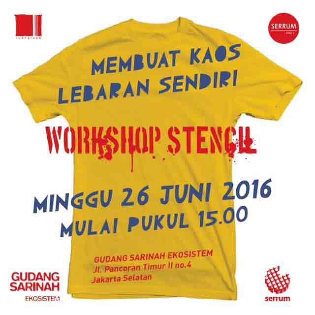 Stencil Workshop