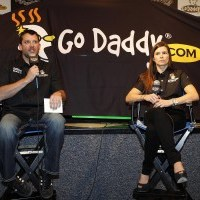 NSCS: Danica Patrick & Tony Stewart Preseason Thunder Teleconference - 01/12/2012