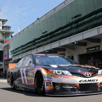 NSCS: Joe Gibbs Racing Closing The Gap At Indianapolis