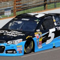 NSCS: Kasey Kahne's Hopes Dashed By Non-Clutch Restart In Indy