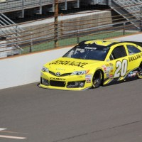 NSCS: Matt Kenseth Paces First Indy Practice