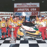NSCS: Throwback Thursday - 1995 Goody's 500 at Bristol