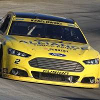 NSCS: Mechanical Issues Put a Damper on Keselowski's Day at Martinsville