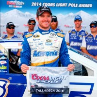 NSCS: Geico 500 at Talladega Starting Lineup