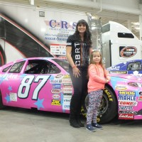 NCATS: Erica Thiering Unveils #RaceCarbyAva at Motorama Show