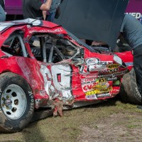 ARCA: Will Kimmel Unharmed Following Frightening Accident at Mobile
